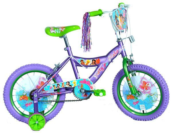 Imagen de Bicicleta hadas rodado 16 Disney
