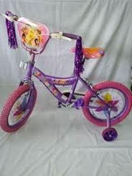 Imagen de Bicicleta hadas rodado 20 con Detalles