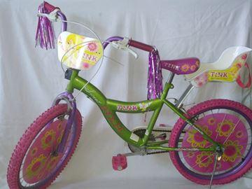 Imagen de Bicicleta Campanita Rodado 20  con Detalles