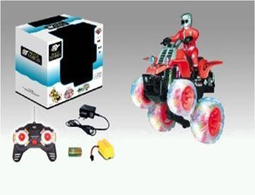 Imagen de Cuatriciclo a control remoto de juguete Producto de saldo sin caja