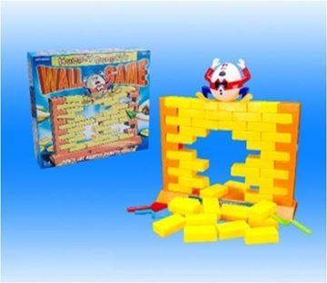 Imagen de Juego de mesa infantil Jenga Producto de saldo sin caja