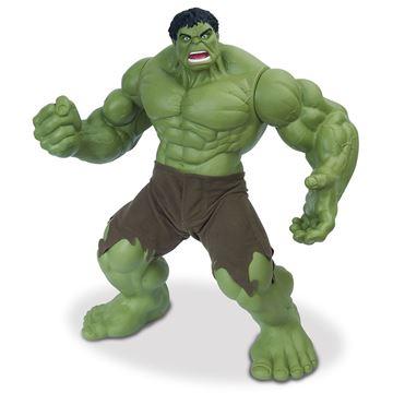 Imagen de Muñeco Hulk   Avengers  Marvel  52cm Producto de saldo sin caja