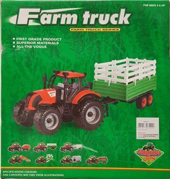 Imagen de Tractor con accesorios Shan Producto de saldo
