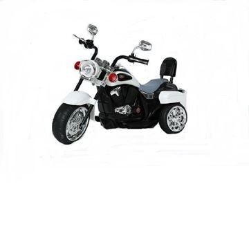 Imagen de Moto a batería choper