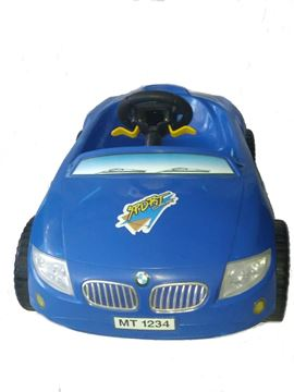Imagen de Auto a Pedal Sport Azul Magic Toy