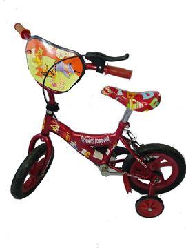 Imagen de Bicicleta Pooh Unisex  Rodado 12 producto de saldo