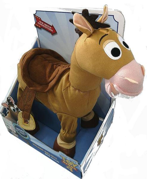 Imagen de Toy Story 4  BULLEYE C/ FRASES Y MOVIMIENTO