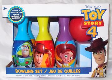 Imagen de Juego de bowling Toy Story Disney