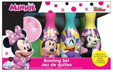 Imagen de Juego de bowling Minnie Disney
