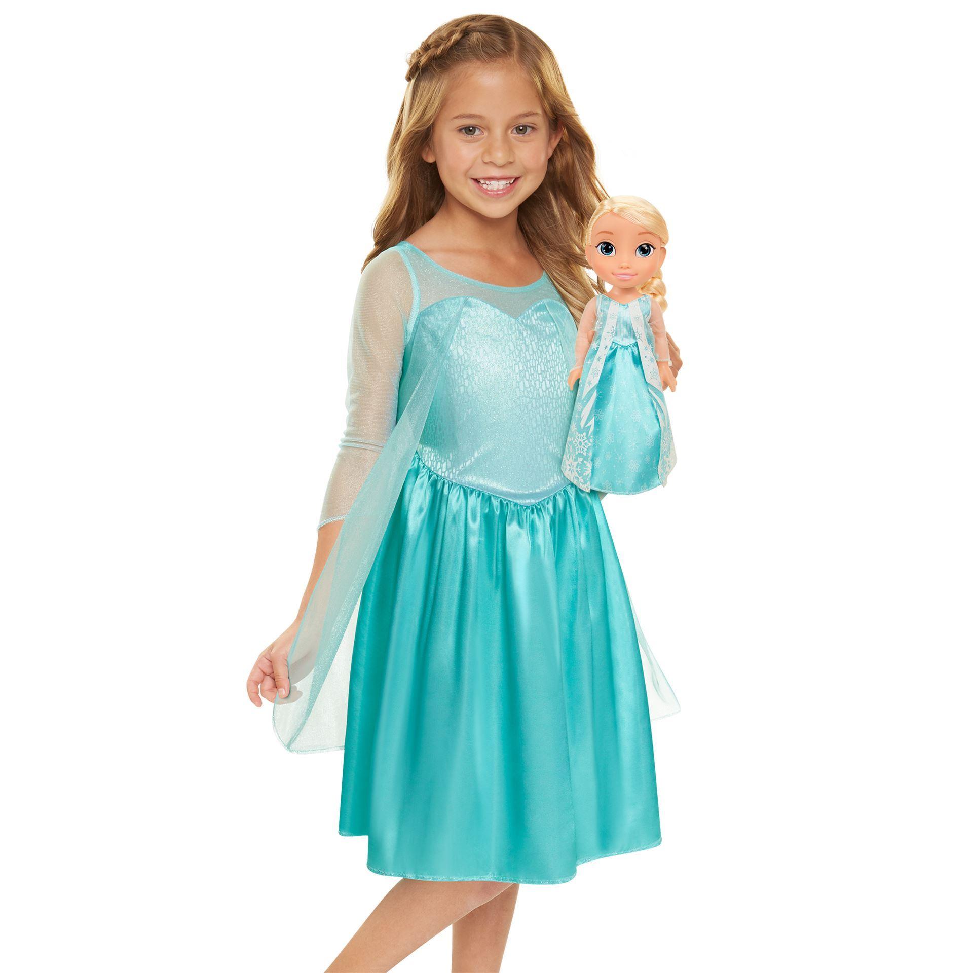 Ositos y Cía.. Muñeca Frozen Elsa con vestido