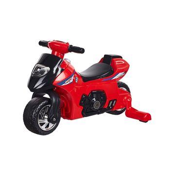 Imagen de Buggie Moto de Arrastre Rojo Y Amarillo