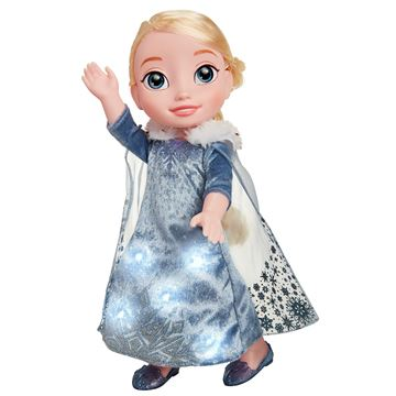 Imagen de Muñeca Frozen Elsa cantando
