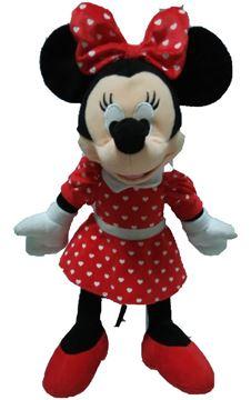 Imagen de Peluche  Minnie 46cm  Roja Disney