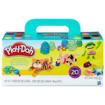 Imagen de Play Doh  Super Maletin de Colores
