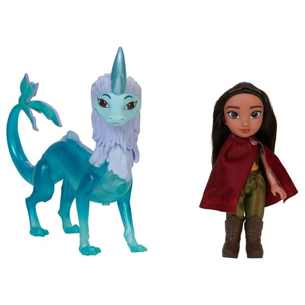 Imagen de Muñeca Raya  y Dragón Disney