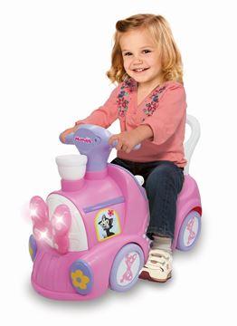 Imagen de Buggie Tren Minnie  kiddieland Disney