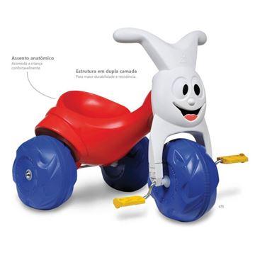 Imagen de Triciclo Tico Tico  Europeo Bandeirante