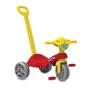 Imagen de Triciclo tico tico Club con guia Bandeirante