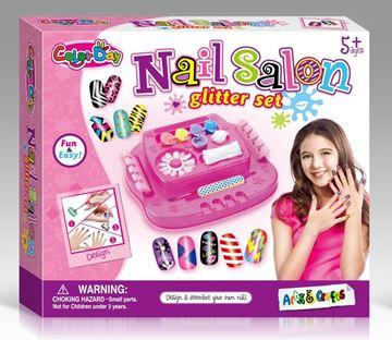 Imagen de Set de uñas infantil