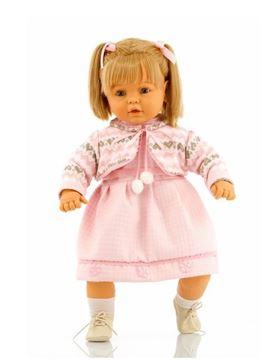 Imagen de Muñeca Baby Dulzona Bebe ( Saldo Liquidación)